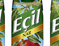 "Design of the concept juices and purees of TM ""Ecil"""