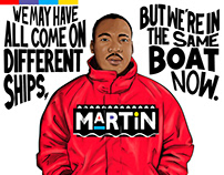 MLK / Marty Mar
