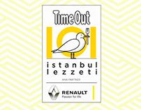 TIMEOUT 101 Lezzet 2017