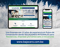 BAJO CERO SRL | BOLIVIA