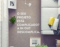 Anúncio In Out Aracaju