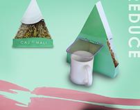 BIMA branding and packaging