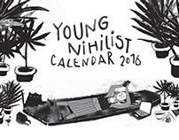 Young Nihilist Calendar 2016