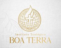Identidade Visual - Instituto Teológico Boa Terra
