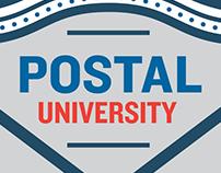 Postal University Logo