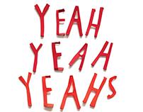 YEAH YEAH YEAHS | Tactile Type