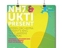 UKTI posters/Blue frog + OML