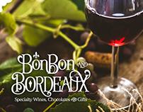 BonBon and Bordeaux Mark Design