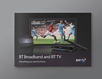 BT TV Sales Guide