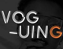 Voguing Font