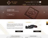 E-commerce Scarpe Doro