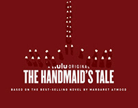 Poster Recreation: The Handmaid's Tale