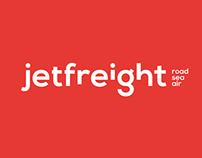 Jetfreight Rebranding