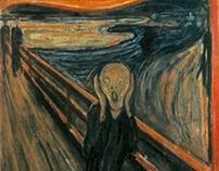 "Edvard Munch ""The Scream"" New Versions"