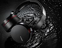 Sony HeadPhones-Extra Bass