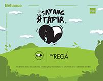 #SAYANGTAPIR : A Project To Keep Tapir Alive (PROPOSAL)