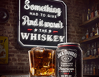 Jack Daniel's - American Serve