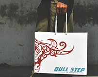 Bull Step - Packaging.