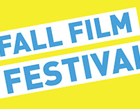 2015 Fall Film Festival