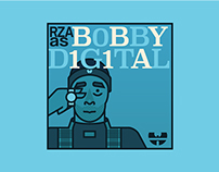 Hip Hop Covers | RZA as Bobby Digital (1998)