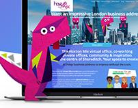 Hoxton Mix UX/UI Design