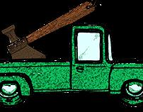 Axe Truck