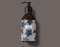 Soap Bottle Packaging Design