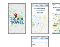 Trivia Travel UXD