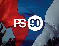 Partido Socialista - Cambio de identidad