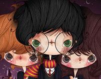 [Fan Arts] Harry Potter | Hogwarts
