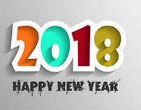 Free Happy New Year Wallpaper