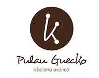 Branding & Web Pulau Guecko. Abalorio Exotico
