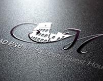 Miclad B&B - Logo Design