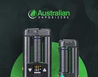 Australian Vaporizers Concept
