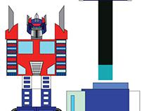 Paper Transformers: Optimus Prime