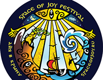 Space of Joy festival in Crimea 2014