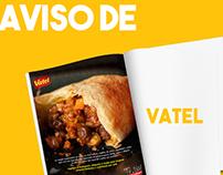 Vatel - Propuesta Aviso de Revista
