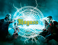 Maguss - Mobile AR Game