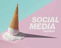 Social Media Content - Giordano Fashion