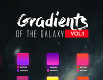 Gradients of the Galaxy