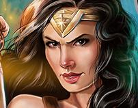 Wonder Woman (Gal Gadot version)