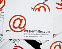 Personal business cards 2008