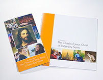 Intro to the Church pamphlet and booklet