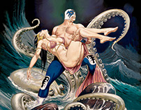 ATLANTIS GOD OF THE SEA