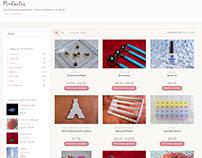 E-commerce Website - La Casita de Alexa