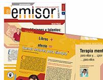 Boletín El Emisor y su Gente Pensionados No. 01
