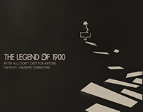 'THE LEGEND OF 1900' POSTER