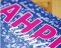 AHPD Brochure Design