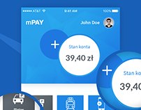 mPay - profile concept