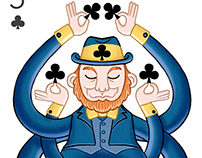 Luck of the Draw - Playing Cards